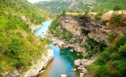 Montenegro Tara River Rafting Trip from Dubrovnik