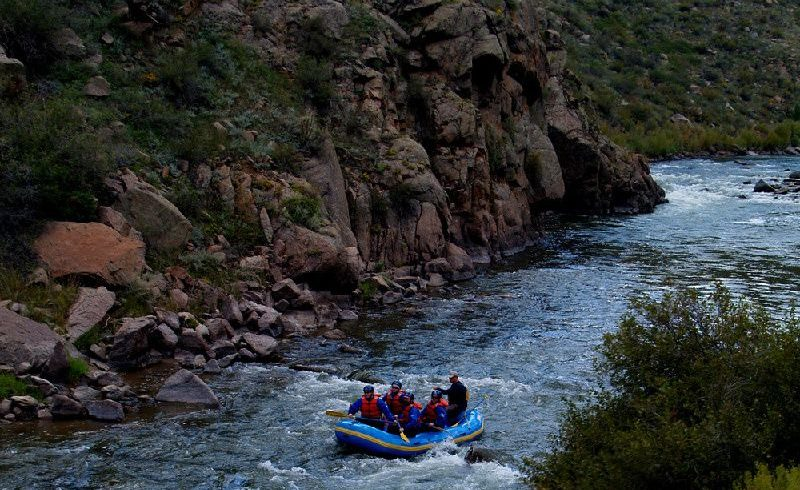 2-Day Westwater Canyon and Colorado River Rafting