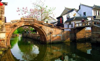 Suzhou and Zhouzhuang Water Village Day Private Tour
