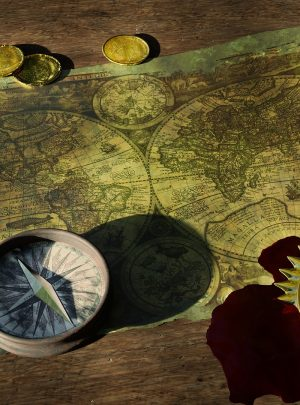Adventure, map