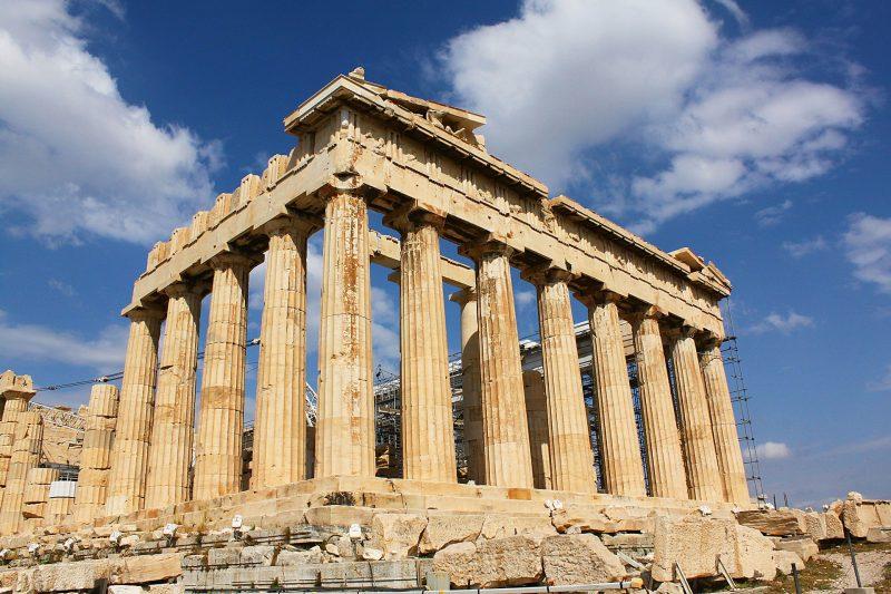 Athens, Greece, Parthenon