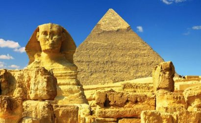 Cairo Overnight Tour From Eilat