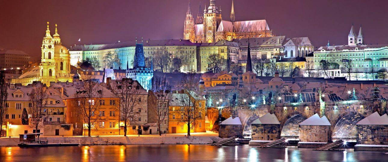 Czech, Prague