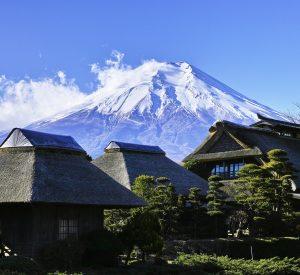Japan, Mt. Fuji