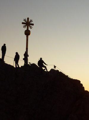 Mountain, climbing