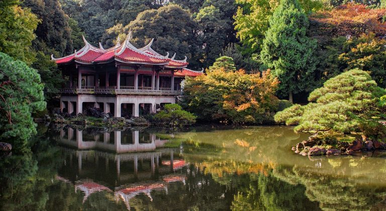 Japan: ancient tradition meets future