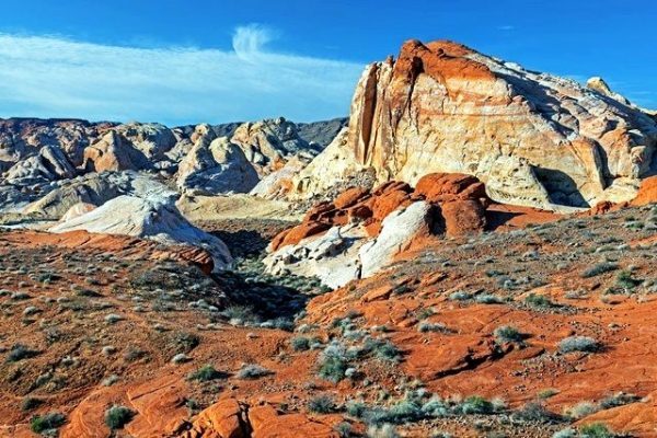 Grand Canyon VIP Deluxe Helicopter Tour – Valley of Fire