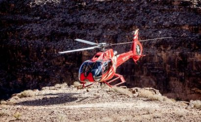 Grand Canyon Celebration Helicopter