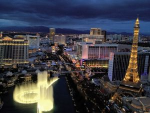 Las Vegas Strip Helicopter Flight Tour