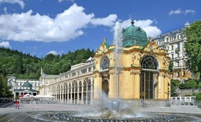 Karlovy Vary and Marianske Lazne Day Trip from Prague