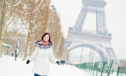 7-Day Christmas in Europe Tour from London: Paris - Swiss Alps - Rhine Valley - Amsterdam