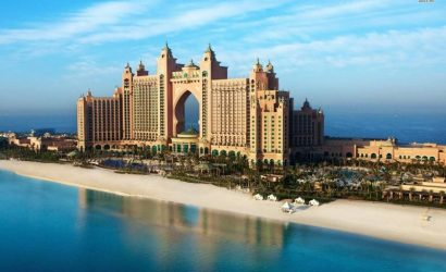 Kaleidoscope Dining Experience at Atlantis The Palm with Transfers