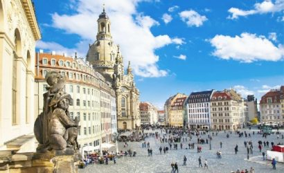 22-Day Best of Europe Tour from London