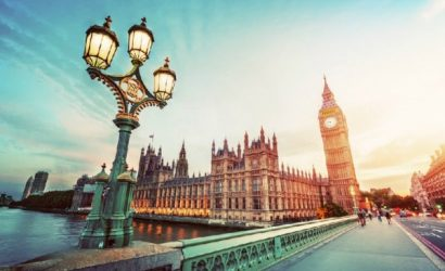 6-Day Paris and London Holiday Package