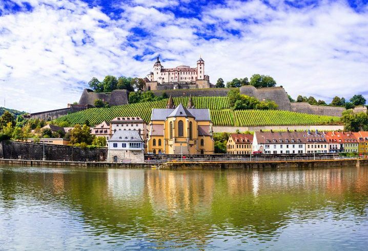 8-Day Central and Western Europe Holiday: Prague to Paris