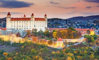 8-Day Central Europe Tour From Prague: Vienna, Budapest, Bratislava