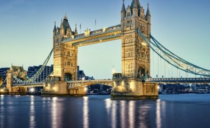12-Day Rome to London Tour Package: Italy, Switzerland, France, England