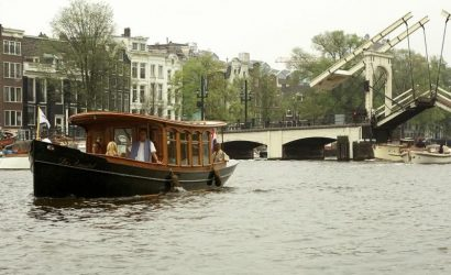 Private Amsterdam Canal Cruise