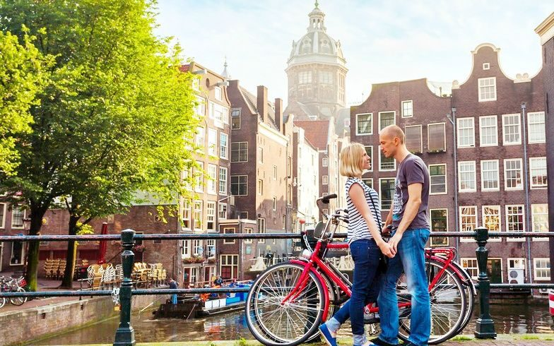 2-Hour Amsterdam Bike Tour