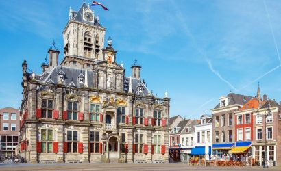 Amsterdam City Tour and Delft, The Hague, and Madurodam