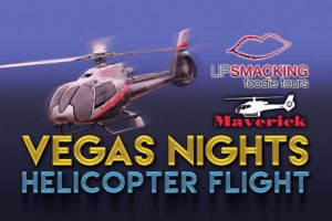 Las Vegas Savory Bites, Neon Lights with Helicopter Tour