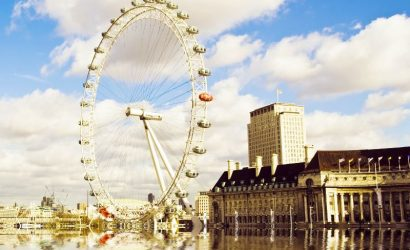 London Eye Ticket and London Eye River Cruise