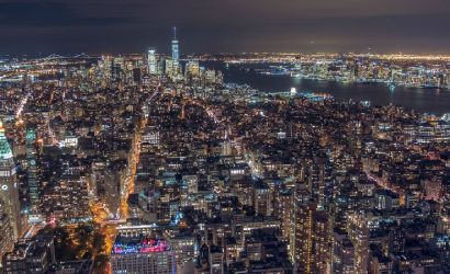 New York City Lights Helicopter Tour From New Jersey