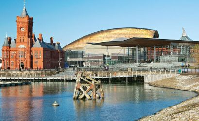 Cardiff Day Trip from London by Rail