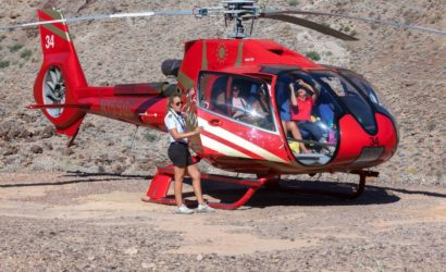 Grand Canyon Helicopter and Eldorado ATV Adventure