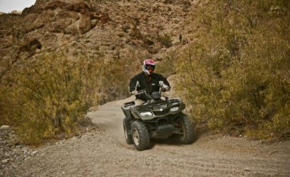 Grand Celebration and Eldorado Canyon with ATV