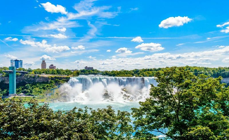 Niagara Falls Day Trip From New York City by Bus - US Side