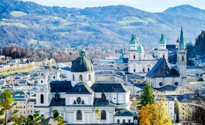 6-Day Central Europe Tour with Indian Food: Prague to Vienna