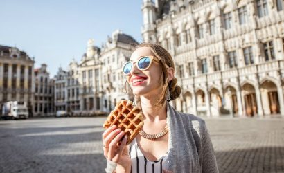 Brussels Day Trip from Amsterdam: Atomium, Mannekin Pis, Grand Place