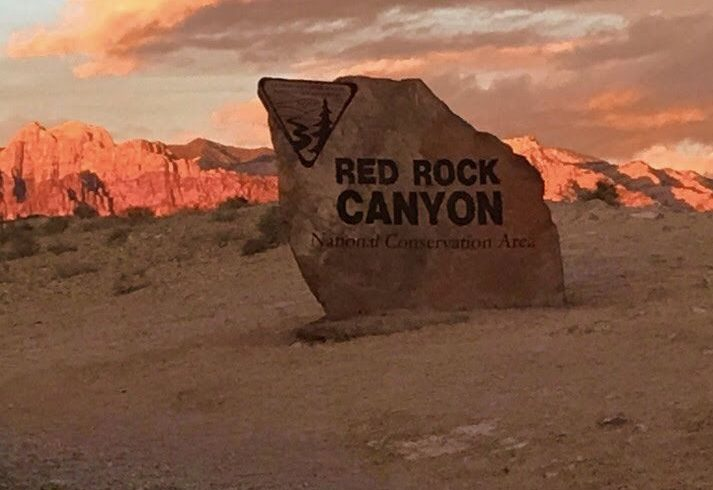 Red Rock Canyon Electric Bike Tour At Sunrise