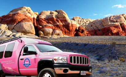 Red Rock Canyon Tour with PINK JEEP Tours