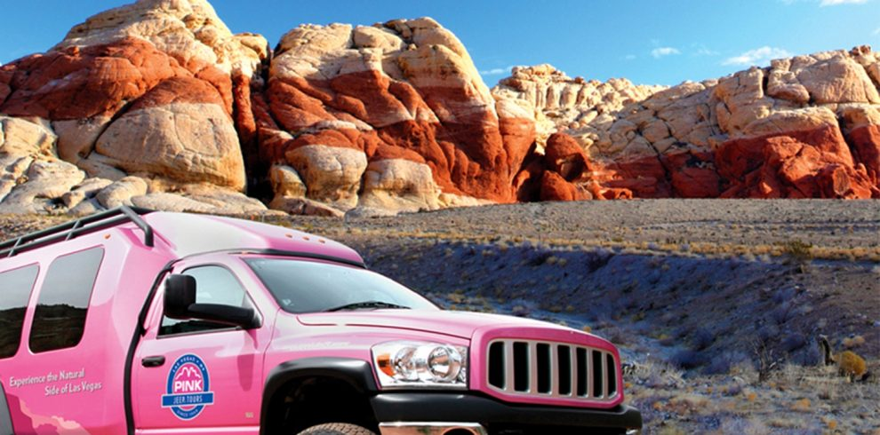 Red Rock Canyon Jeep Tour - Pink Jeep Tours