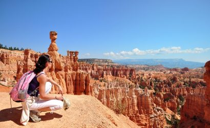 5-Day Grand Canyon West Bus Tour: Horseshoe Bend, Zion National Park, Bryce Canyon and Las Vegas