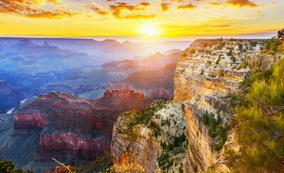 9-Day Yosemite, Grand Canyon, Antelope Canyon, Theme parks and Las vegas Leisure Tour with Airport Transfer