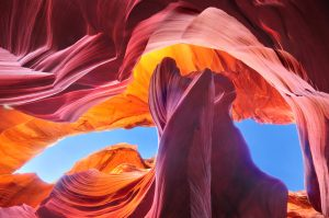 2-Day Upper Antelope Canyon and Grand Canyon South Rim Tour