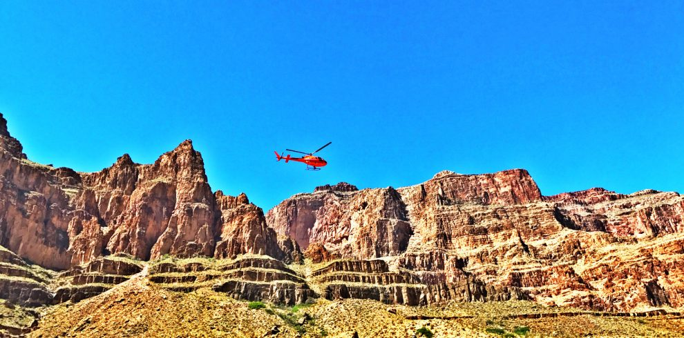 Exclusive Grand Canyon West Rim Experience