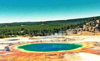 13 Days Yellowstone, Mt.Rushmore, San Francisco, Theme parks Tour