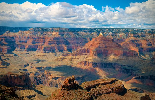 6-Day Grand Canyon, Antelope Canyon, Las Vegas Bus Tour: Los Angeles, Hoover Dam and California Theme Parks