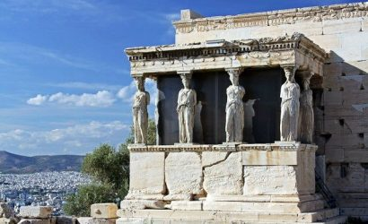 4.5-Hour Athens Sightseeing Tour and Acropolis Museum