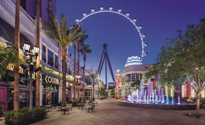 Las Vegas High Roller Ticket