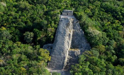 Tulum and Coba Maya Village Tour