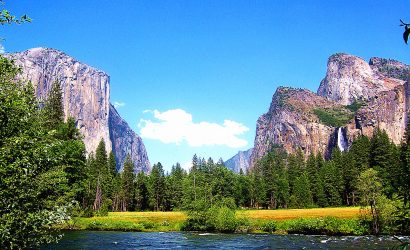 5-Day Package Tour to Yosemite, Grand Canyon