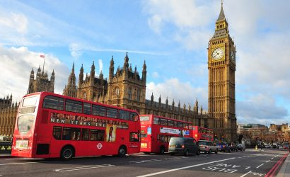 London Hop-on Hop-off Sightseeing Tour