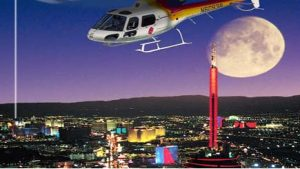 Las Vegas Strip Helicopter Tour Without Transfers