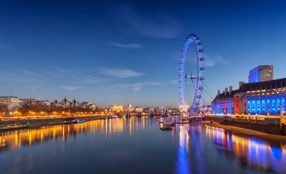 Travel to London: 10 places to visit