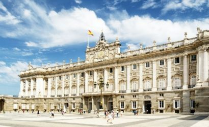 4 Hour Madrid City Tour with Royal Palace